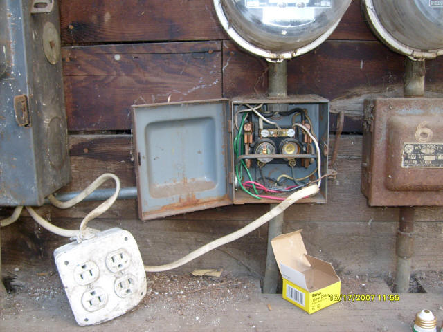 old 30 amp fuse box wiring diagram Porslin Fuse Boxes